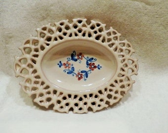 Val Demone Bowl or Wall Hanging