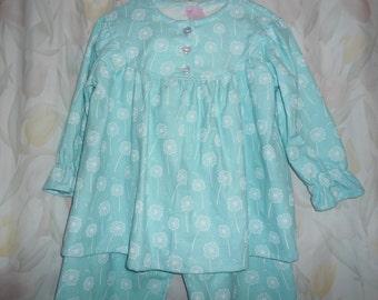 Size 10 Girls Pajamas