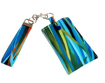 iPhone 5 Wristlet, Smart Phone Wristlet, Cell Phone Wristlet,