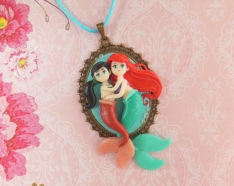 Motherlove Cameo Collection Ariel and Melody