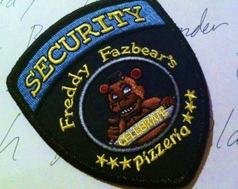 Five Nights at Freddy's Security Patch (19xx ver.)