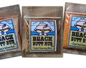 Barbecue Rub and Grilling Three Pack Gift Set