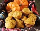 Pumpkin Muffins Scented Handmade Soy Clamshell Wax Melt/Tart Ofg Team
