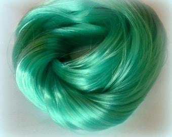 PREORDER L Hank Menthol Nylon Doll Hair for OOAK Custom Monster High My Little Pony Blythe