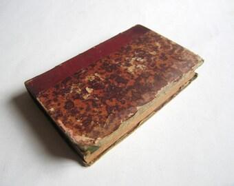1858 Lamartine, Jocelyn, Paris Furne Pagnerre Hachette