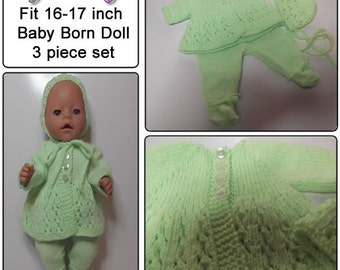 KYMBERLEIGH To fit Baby Born 16 0r 17 inch and similar size dolls