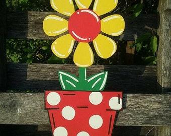 SALE!! Flower / Photo Prop/ Door Hanger / Wreath / DIY/ Unfinished/ Wood Blank