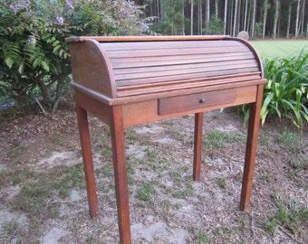 Antique desk,primitive desk,writing desk,wood desk.vintage desk,rustic decor ,home decor