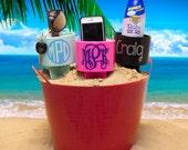 Monogrammed, Beach Spiker, Drink Holder