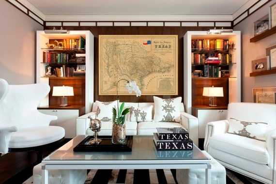 Old Texas Map, TEXAS, Map of Texas, Vintage Map, 1849 Map of Texas, Restoration Hardware Style Texas Wall art German Map Of Texas Wall Decor