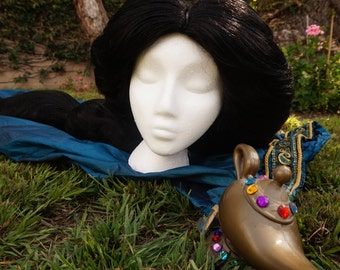 Princess Jasmine Theme Park Inspired Boutique Character Wig