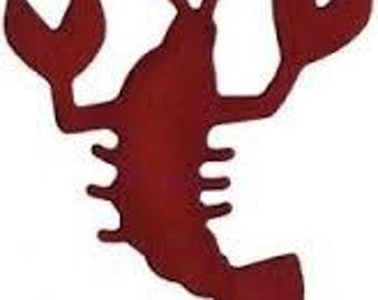 Lobster & Crab Die Cuts