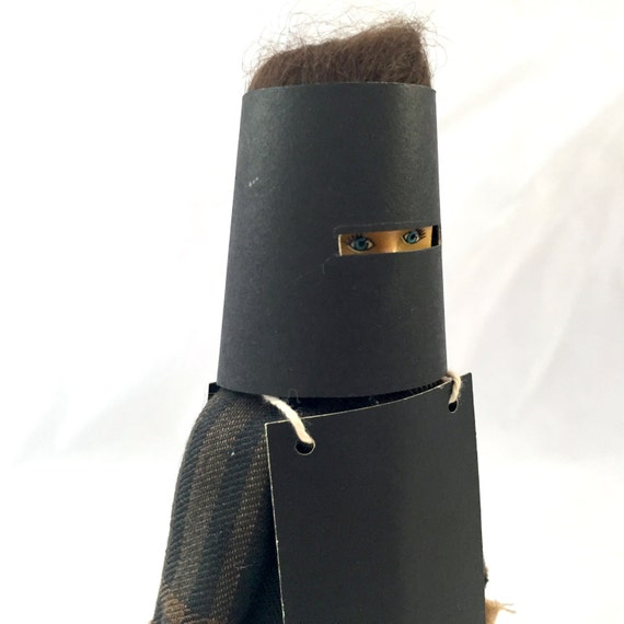 Plastic ned kelly doll edward ned kelly like this item pronofoot35fo Images