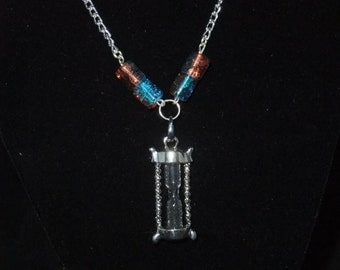 Small Hourglass Necklace