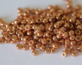 11/0 Duracoat Galvanized Muscat  #4206 Miyuki Seed Beads 16 grams (M-2F)