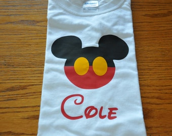 Sale Item Cole XS youth white Tee