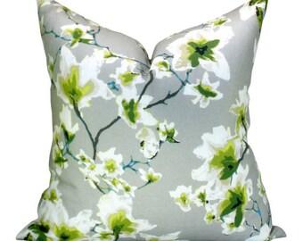 Kew pillow cover in Euphorbia