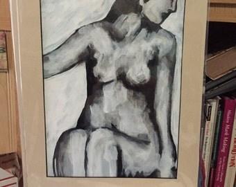 Original, Artwork, Unframed, Mixed Media, All New  Painting