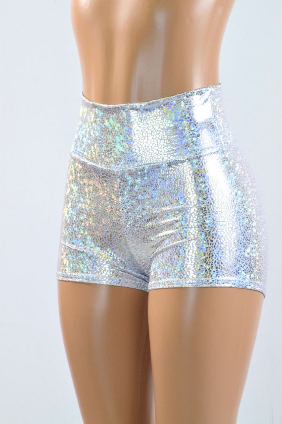 exeezipcoolgetsiu9tq.cf: silver spandex. From The Community. Amazon Try Prime All HDE Women's Shiny Metallic Booty Shorts Liquid Wet Look Hot Pants Dance Bottoms. by HDE. $ - $ $ 5 $ 9 99 Prime. FREE Shipping on eligible orders. Some sizes/colors are Prime eligible. 4 out of 5 stars