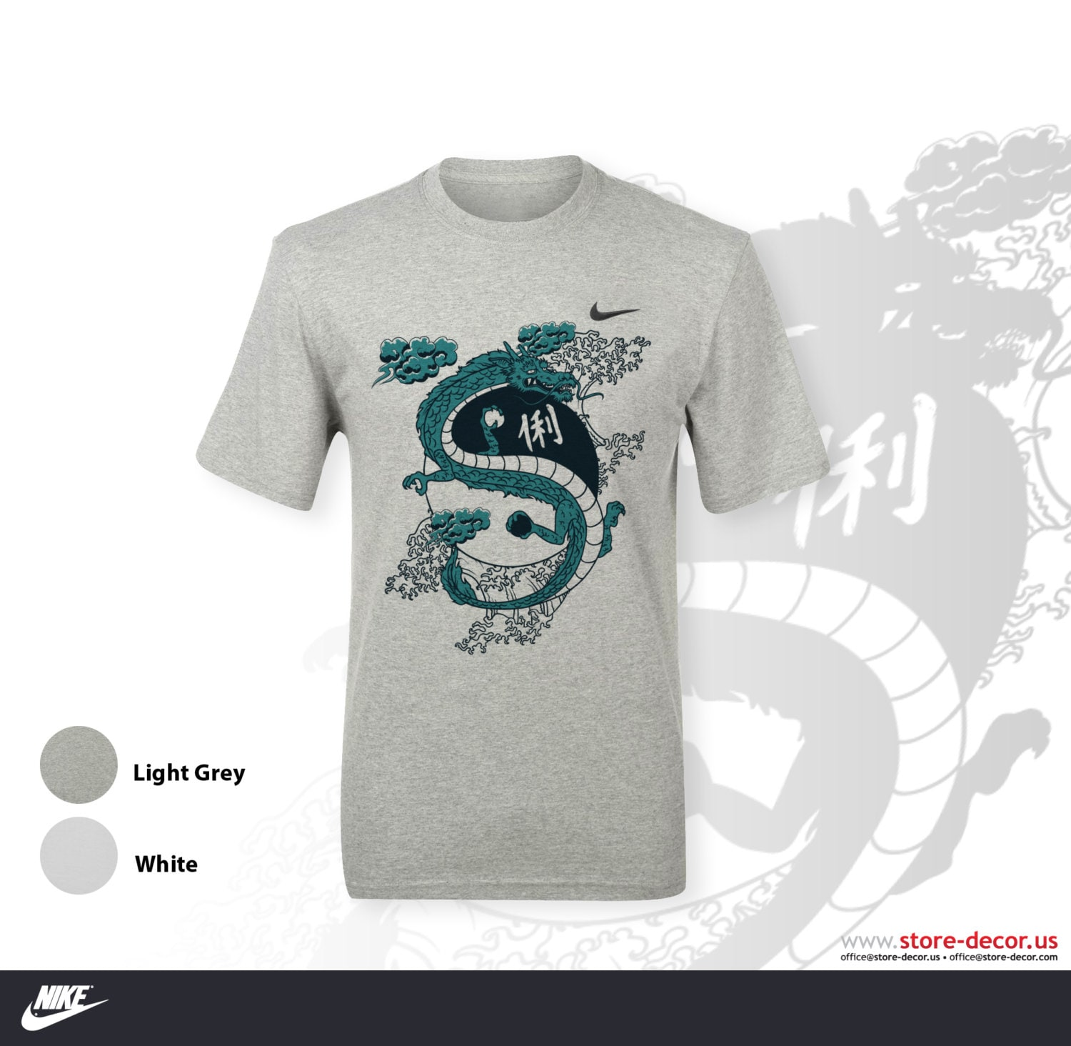 custom nike t shirt unique design limited by storedecorus