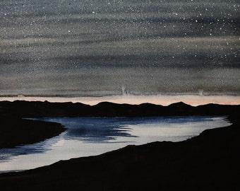 Loch Inchard Stars III
