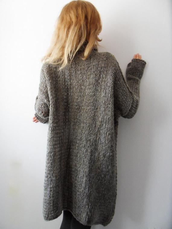 Christmas sale Slouchy/Bulky /Oversized woman knit