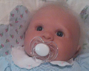 Reborn baby from Cooper sculpt