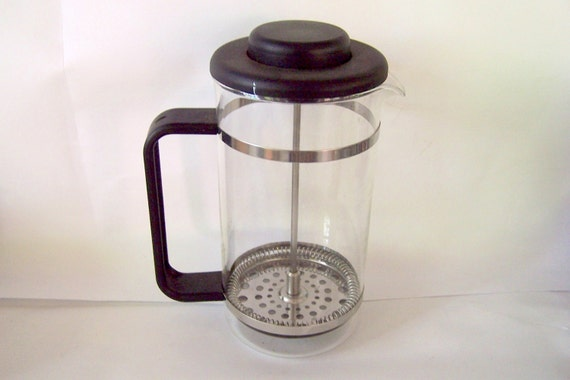 Vintage 32oz. Bodum Denmark Coffee Press French Press Coffee