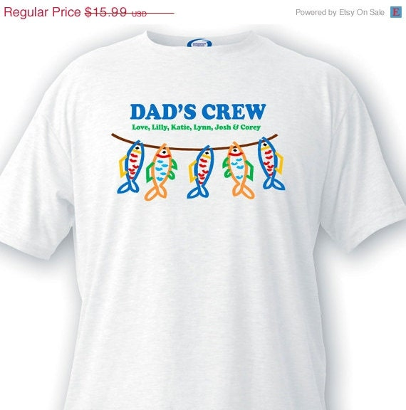 personalized father 39 s day t shirt gifts for by creativebyclair