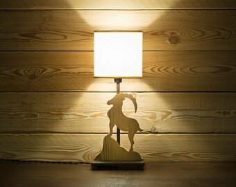 Table lamp * Ibex