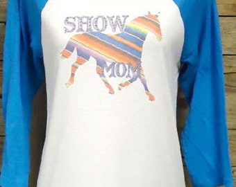 Show Mom Horse TRS010