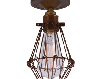 Apoch Flush Cage Light