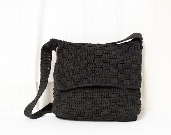 Knitted Sling Bag : ... Evening Bags Crossbody Bags Hobo Bags Shoulder Bags Top Handle Bags
