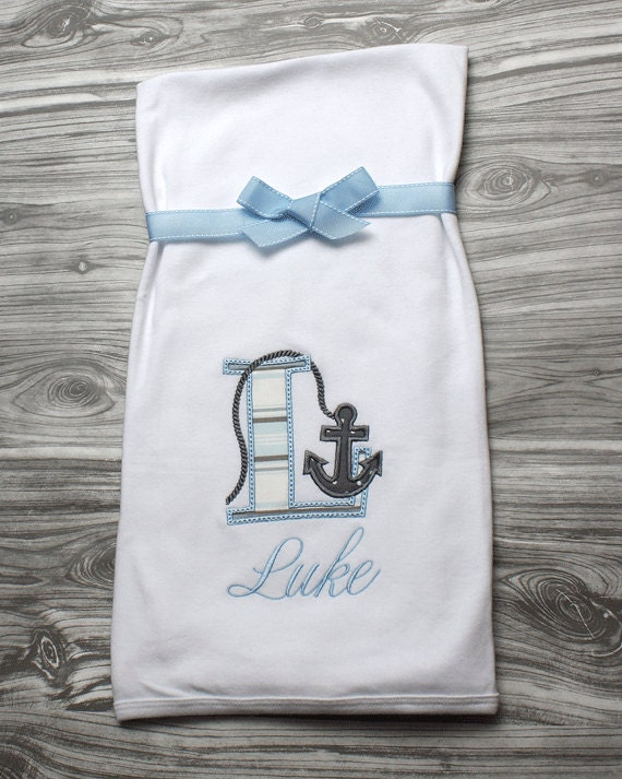 Baby boy coming home outfit nautical newborn baby gift blue request a custom order and have something made just for you negle Images