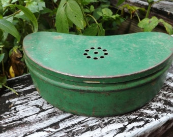 Cricket/Worm Bait Fishing Caddy Case