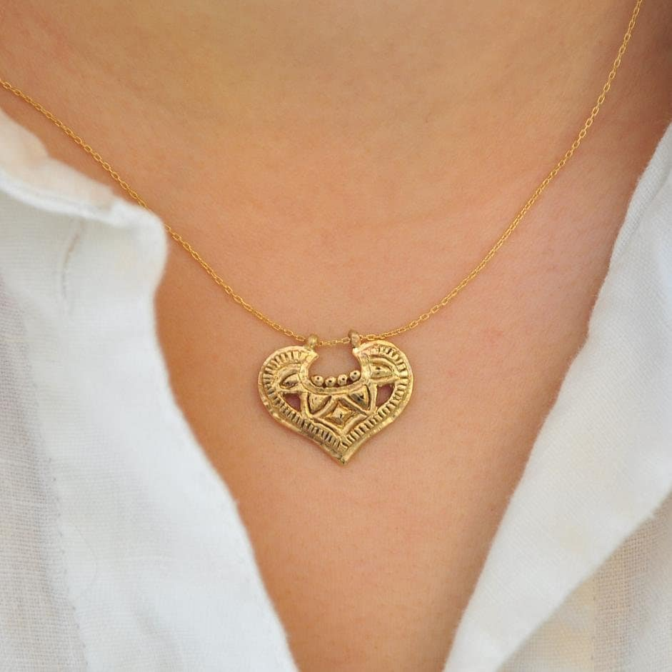 14k gold necklace solid gold necklace indian gold jewelry. Black Bedroom Furniture Sets. Home Design Ideas
