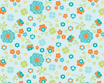 Riley Blake - Dress Up Days - Aqua - Cotton Woven Fabric