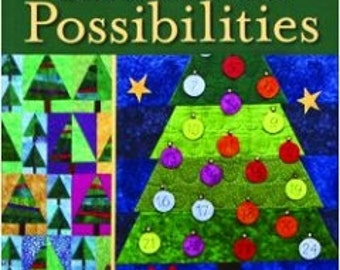 Christmas with Possibilities: 16 Quilted Holiday Projects, Smith, Nancy, Milliga Soft Cover Book