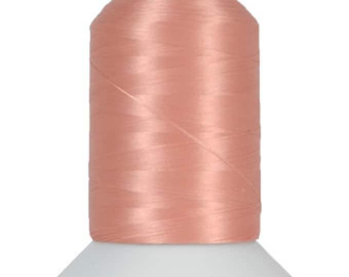 Thread Art - Wooly Nylon Thread - 1000m Spools - Peach  - SKU:THWL9198