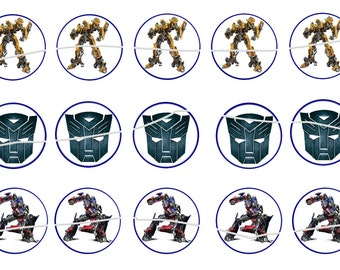 transformers  images instant download