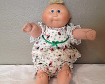 "Vintage 1978 1982 Cabbage Patch Baby Doll 15"" Xavier Roberts 85"