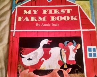 My First Farm Book