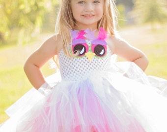 Hootie The Owl tutu dress