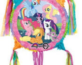 My Little Pony Party Pinata Party Supplies Pinata  My Little Pony Party Free Ship