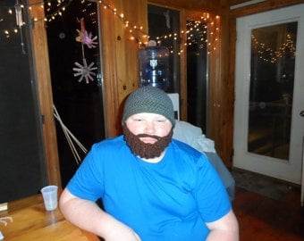The bearded hat