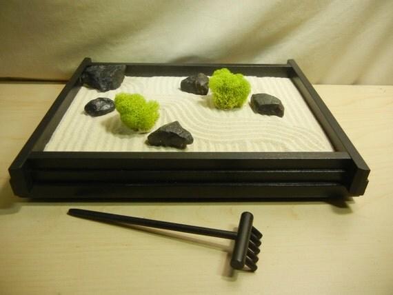 M01 Medium Desk Or Table Top Zen Garden Diy Kit