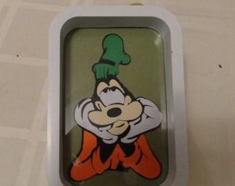 """Framed Goofy  4"""" x 6"""""""
