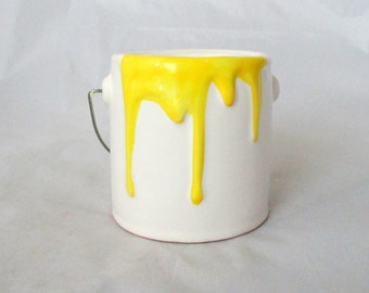 Soy candle, Beach Daisies, scented soy candles, soy candle, yellow candle, container candle,unique candle, decorative candle