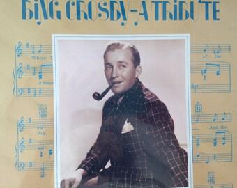 Bing Crosby - A Tribute - vinyl record
