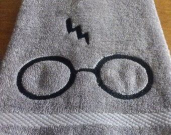 Harry Potter Embroidery Design 100mm by 93mm